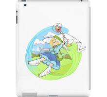 Magical Witch Fiona iPad Case/Skin
