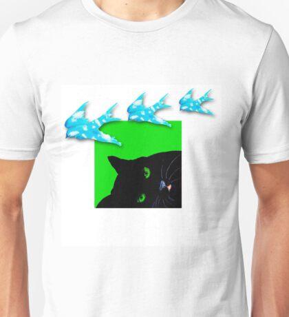 Dreamy Cat Unisex T-Shirt