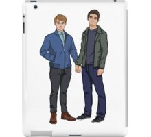 CLASS - Charlie and Matteusz iPad Case/Skin