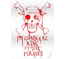 King of the Pirates! Poster