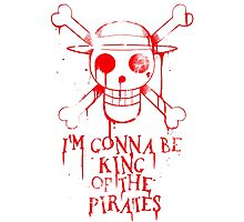 King of the Pirates! Photographic Print