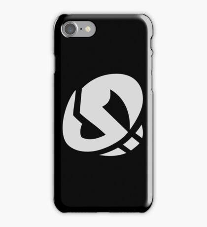 Team skull symbol iPhone Case/Skin