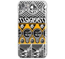 """Eastmears """"Stickers of the Past"""" iPhone Case/Skin"""