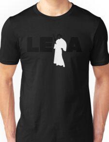 Star Wars Princess Leia Unisex T-Shirt