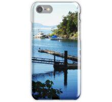 Peeking Through The Bushes - Butchart Gardens iPhone Case/Skin