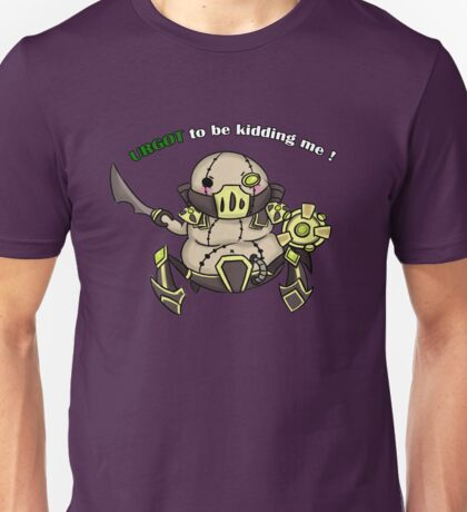 League of Legends- Urgot funny pun Unisex T-Shirt