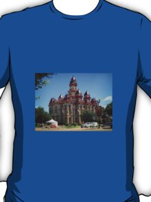 City Hall, Lockhart, Texas  T-Shirt