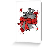 Gifted Heart Greeting Card