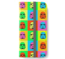 Colourful Trooper Collage iPhone Wallet/Case/Skin