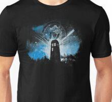 the lighthouse of gallifrey Unisex T-Shirt