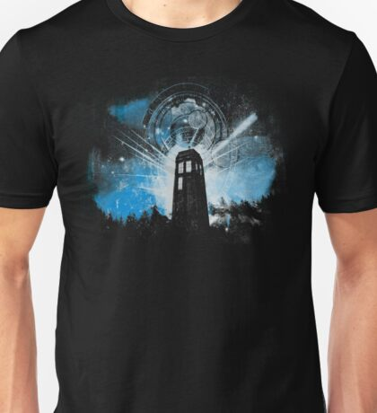 the lighthouse of gallifrey Unisex T-Shirt