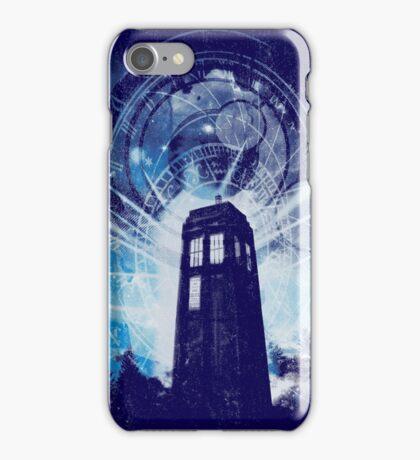 the lighthouse of gallifrey iPhone Case/Skin