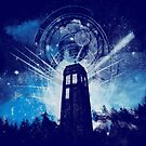 the lighthouse of gallifrey by frederic levy-hadida