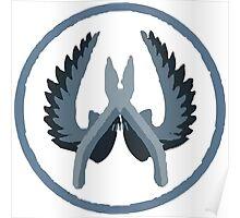 CT Logo Poster