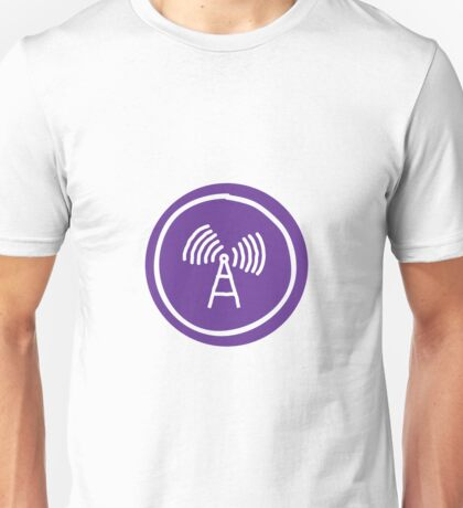 World Radio Day Signal Telecommunication Unisex T-Shirt
