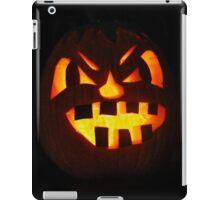 My Halloween Jack 'O Lantern-2014 iPad Case/Skin
