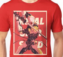 Metal Gear Solid : Gray Fox Unisex T-Shirt