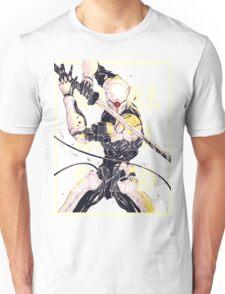 Metal Gear Solid : Gray Fox Unisex T-Shirt