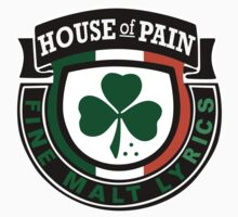 House of Pain Irish Kids Clothes