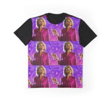 Barbara Keen- Stabby Babs Design Graphic T-Shirt