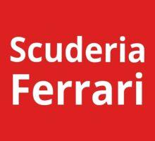 Scuderia Ferrari  by Sportsmad1