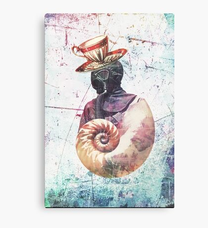 Tea Break  Canvas Print