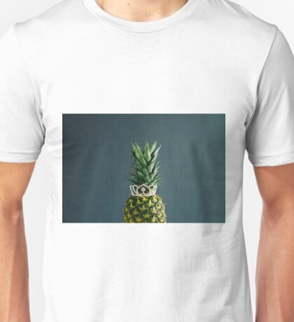 Princess pineapple Unisex T-Shirt