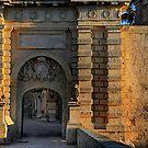 PORTICO ------- Mdina GATE (mALTA) by Edwin  Catania