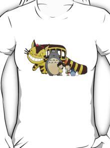 Totoro, to-to-ro T-Shirt