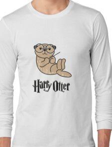 Funny Harry Otter Long Sleeve T-Shirt