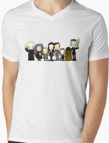 They're creepy and they're kooky Mens V-Neck T-Shirt