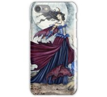 The Moon Is Calling iPhone Case/Skin