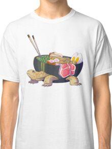 Ramen Tortoise  Classic T-Shirt