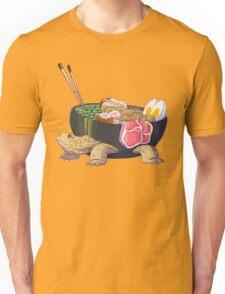 Ramen Tortoise  Unisex T-Shirt