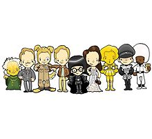 In a galaxy very, very, very, very far away there lived a ruthless race of beings known as... Spaceballs by Bantambb