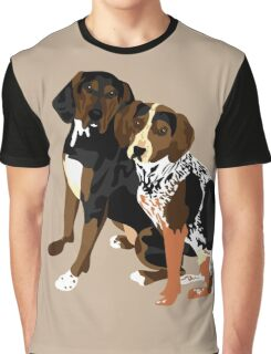 Marlowe and Gracie Graphic T-Shirt