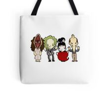 The Ghost with the MOST! Tote Bag