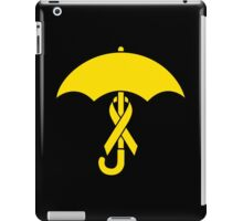 Umbrella Revolution 2014 Yellow Ribbon Movement iPad Case/Skin