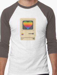 Mac Love Men's Baseball ¾ T-Shirt