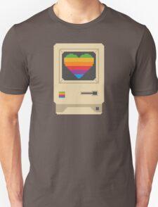Mac Love Unisex T-Shirt