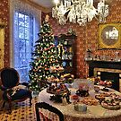 Victorian Christmas by Lanis Rossi