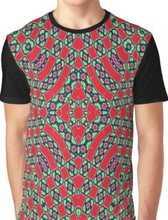 Modern Trendy colorful pattern Graphic T-Shirt