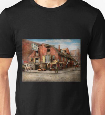 City - PA - Fish & Provisions 1898 Unisex T-Shirt