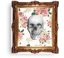Spooky Scary Canvas Print
