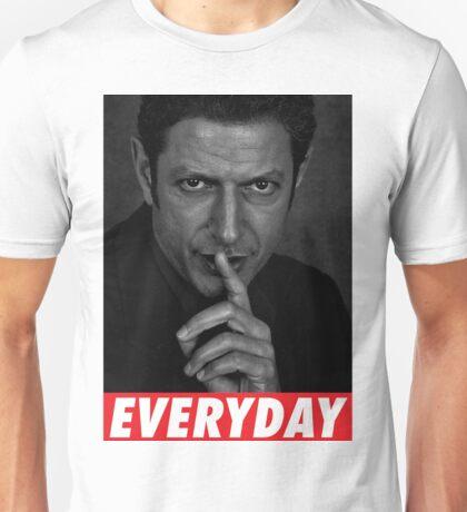 Jeff Goldblum Everyday Unisex T-Shirt