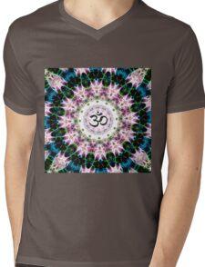 Healing Om - Mandala 2 Mens V-Neck T-Shirt