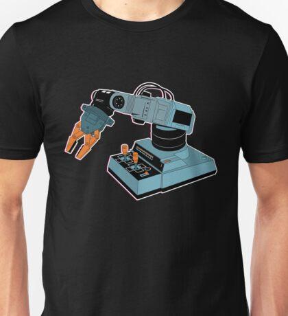 Eighties Robot Arm Unisex T-Shirt