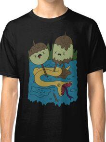 Adventure Time - Rock T-shirt Classic T-Shirt
