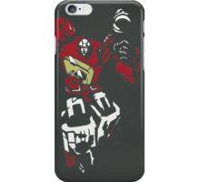 Blaster From Transformers Stencil Piece iPhone Case/Skin