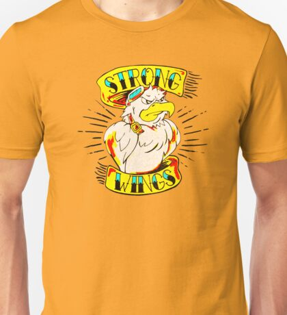 Strong Wings Unisex T-Shirt